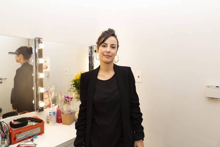 Andréia Horta viverá a ex-primeira dama Maria Thereza Goulart no cinema