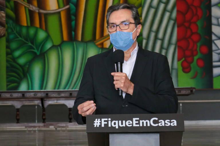 Carlos Carvalho, pneumologista, chefe da Divisão de Pneumologia do InCor (Instituto do Coração) do Hospital das Clínicas da Faculdade de Medicina da USP e membro do Centro de Contingência do Coronavírus