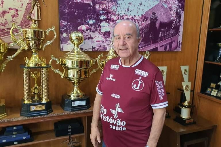 Obras na Javari, venda de parte da sede social e acesso à Série A-1 são opções do presidente Antonio Ruiz Gonsalez para o Juventus driblar a crise