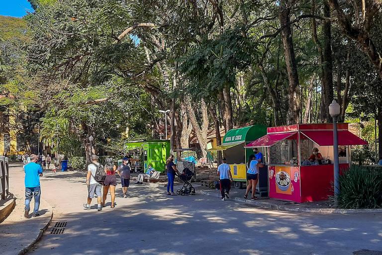 Após quase quatro meses, parques reabrem em São Paulo