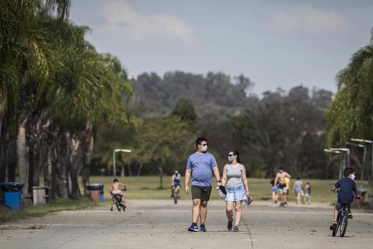 O parque Villa Lobos é mais um dos parques listados para serem passados à iniciativa privada, caso o projeto seja aprovado