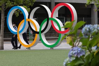 (SP)JAPAN-TOKYO-OLYMPICS-VENUES SECURED