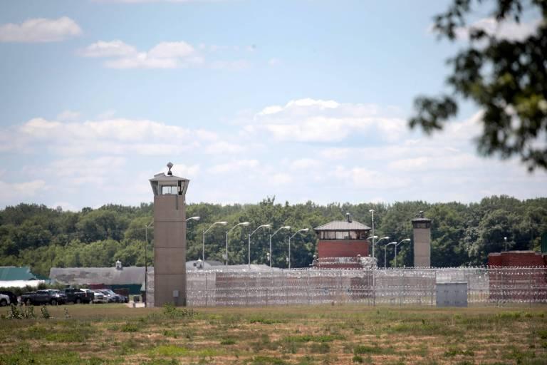 Centro de detenção em Terre Haute, no estado de Indiana, onde detento foi executado após condenação a pena de morte pelo sistema federal
