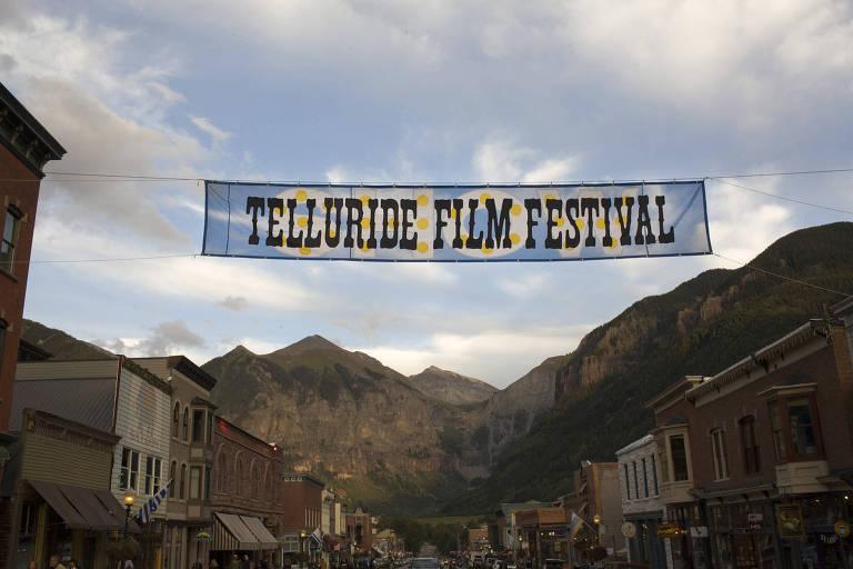Cartaz do Festival de Cinema de Telluride