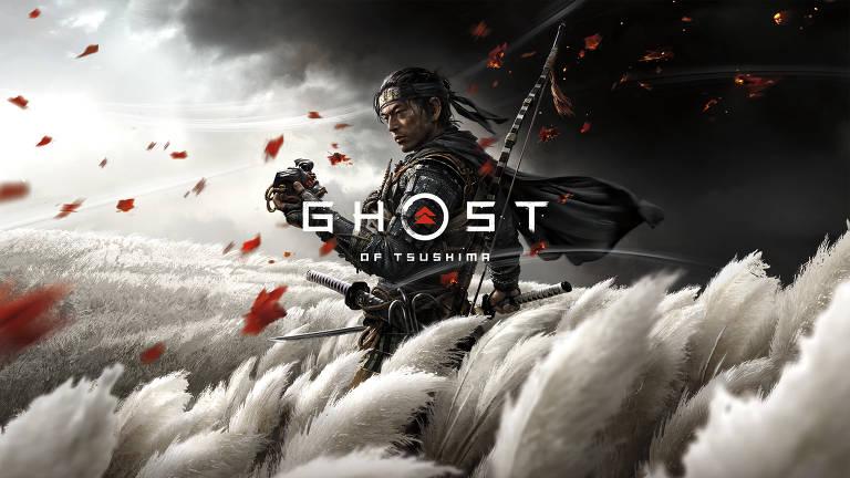 Imagens do jogo Ghost of Tsushima