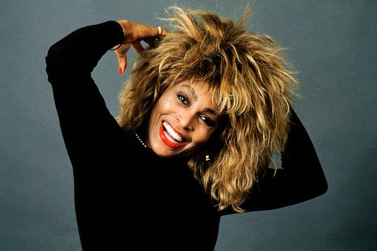 Imagens da cantora Tina Turner