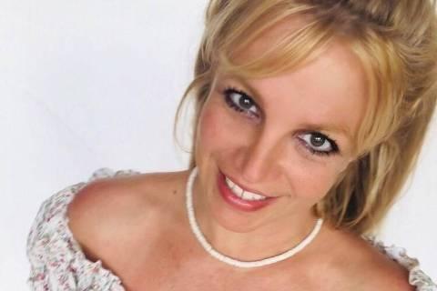 Imagem da cantora Britney Spears