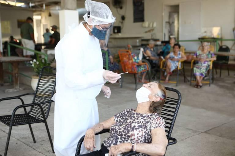 Projeto de atenção aos idosos