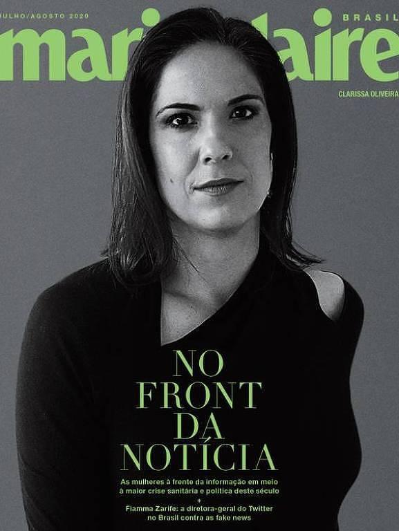 Confira capas da Marie Claire de julho