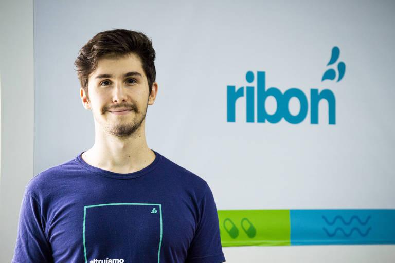 Rafael Rodeiro, CEO da Ribon, startup brasileira que permite que pessoas doem para organizações sociais sem gastar dinheiro do bolso