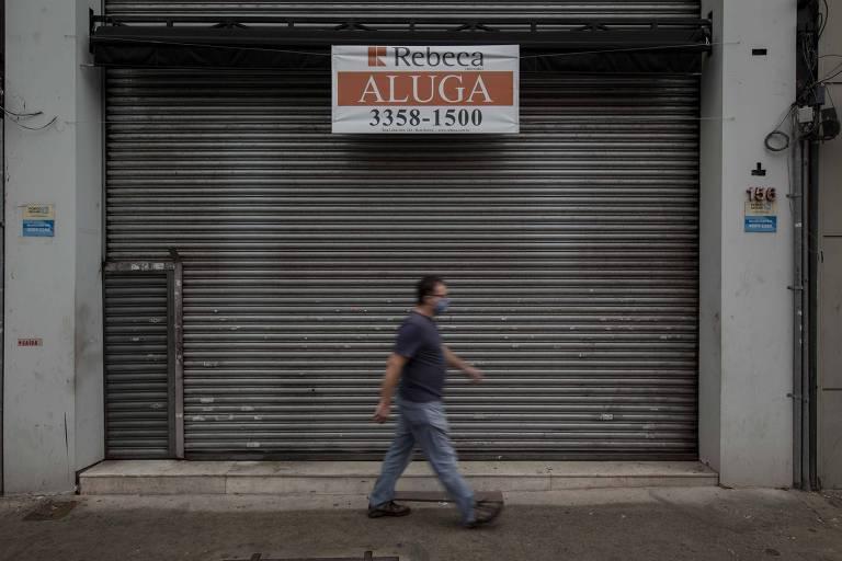 Aumento na oferta de imóveis comerciais para alugar em São Paulo