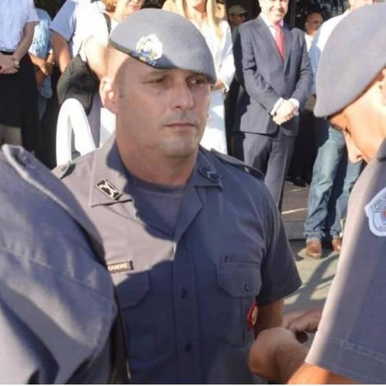 O cabo da PM Alexandre Luís Batista estava na corporação há 20 anos e servia no Força Tática do 32º BPM/I, de Assis