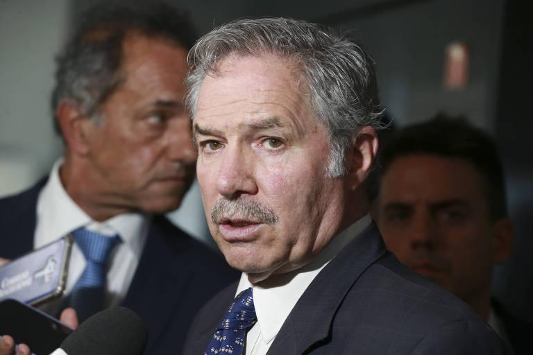 Chanceler argentino diz que 'relação com Brasil não está fácil' para haver encontro entre presidentes