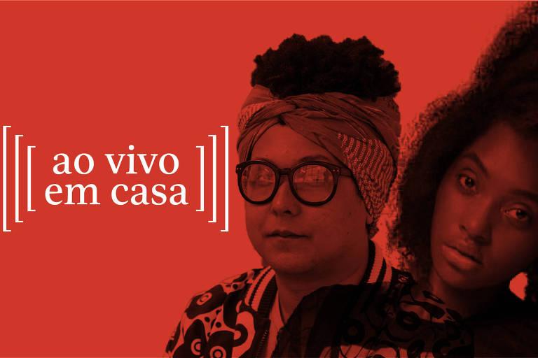 Isaac Silva e Erica Moreira
