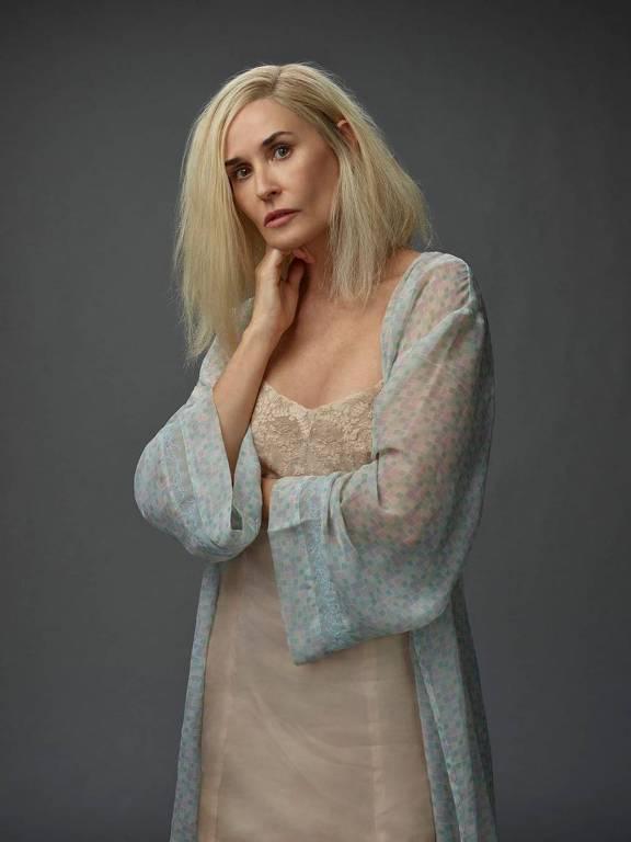 Imagens da atriz Demi Moore