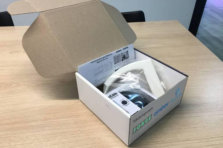 Ambev produz equipamento médico em impressora 3D com custo 270 vezes menor