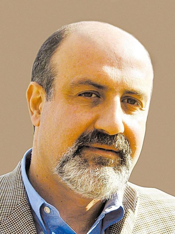 Escritor e palestrante sobre o mercado financeiro, Nassim Taleb
