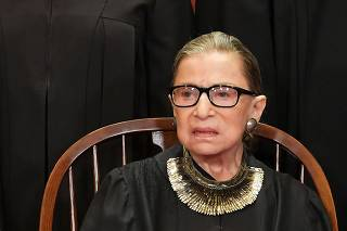 US Supreme Court: liberal justice Ginsburg, 87, hospitalized for infection