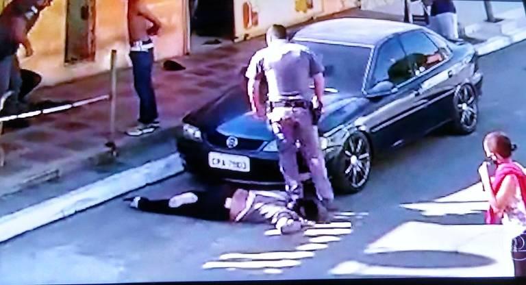 Casos de violência policial em 2020 no Brasil