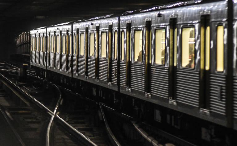 trens de São Paulo