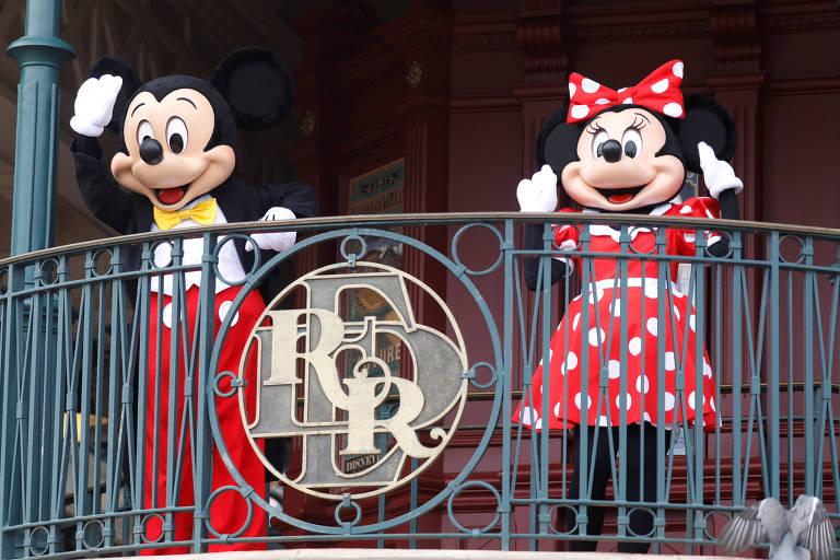 Disney prevê corte de 32 mil empregados em 2021
