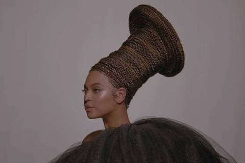 Beyoncé no trailer de 'Black Is King'