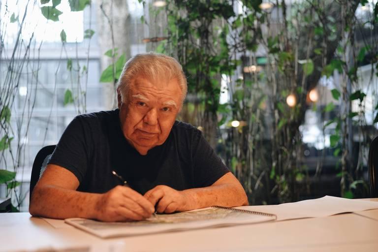 O ex-governador do Paraná e urbanista Jaime Lerner