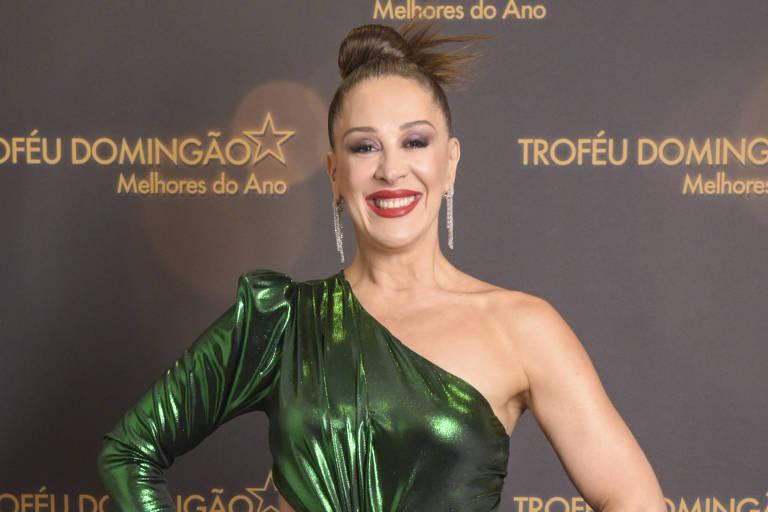 Claudia Raia diz que não se arrepende de capa da Playboy aos 17 anos