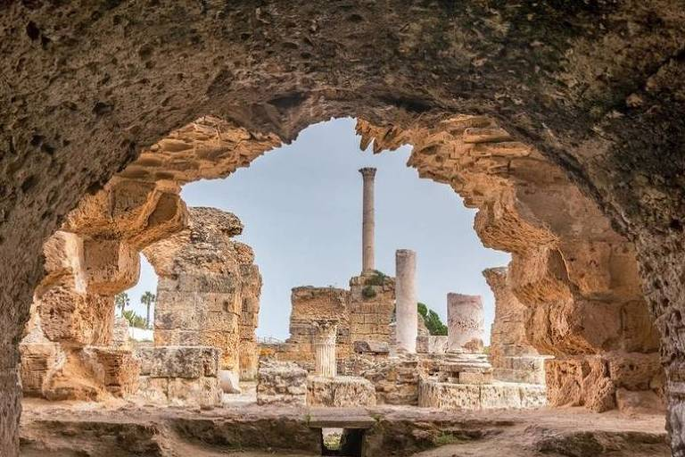 Por que a capital da Tunísia pode ser a 'nova Roma'