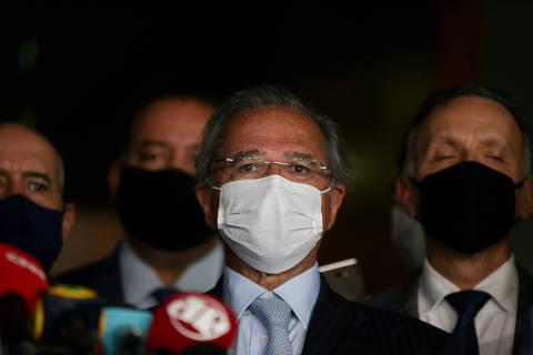 Aumentar isenção de IR para R$ 3.000 custa um Fundeb, diz Guedes