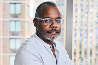 Chris Jackson, the publisher and editor in chief of the Random House imprint One World. (Jai Lennard via The New York Times)