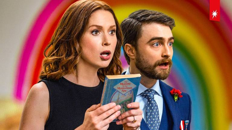 Cena do filme 'Unbreakable Kimmy Schmidt: Kimmy vs. the Reverend'