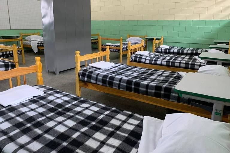 Com pouca adesão, centros de acolhida na zona sul de São Paulo podem ser desativados