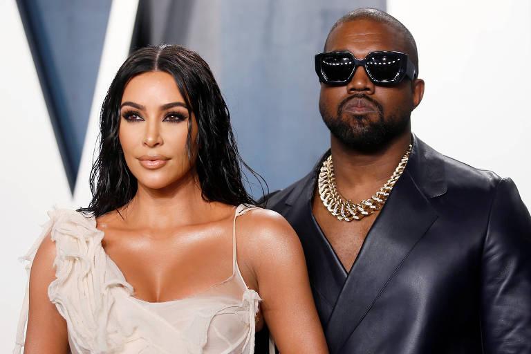 Kanye West ameaça contar segredos das Kardashians caso seja internado, diz site
