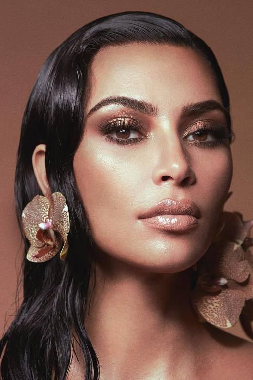 Imagens da socialite Kim Kardashian