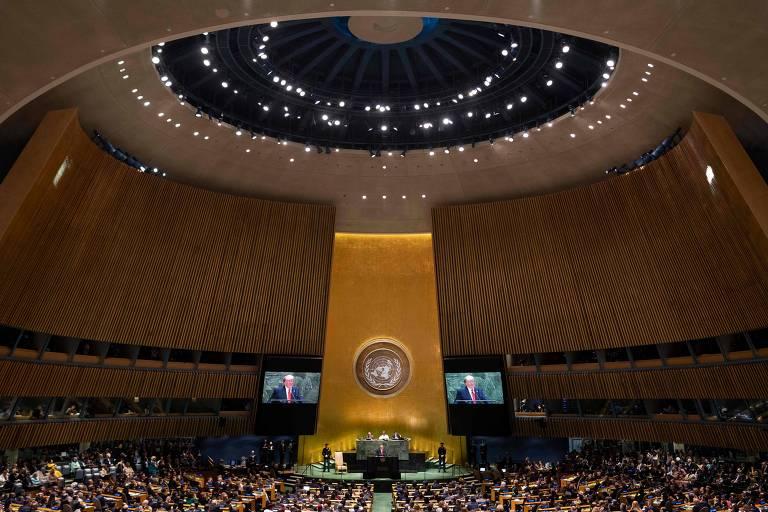 Líderes mundiais gravarão vídeos em vez de viajarem a NY para Assembleia Geral da ONU