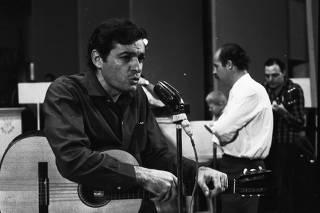 Sérgio Ricardo no 3º Festival de Música Popular Brasileira na TV Record