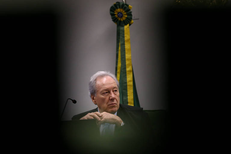 O ministro do STF Ricardo Lewandowski