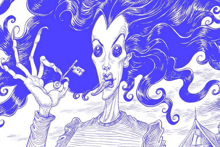 Neil Gaiman, obsessivo autor de 'Sandman', já ameaçou se matar por cena com boquete