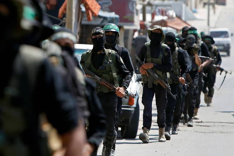 Israel solta um dos fundadores dos Hamas após 16 meses de prisão sem acusações