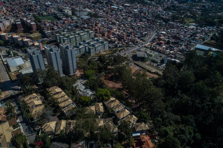 Parque Paraisópolis, entre a comunidade e o Morumbi