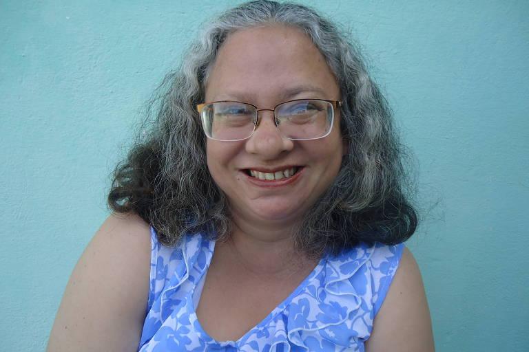 Marcia Cristina Bacic, professora da rede estadual no Vale do Ribeira (SP)