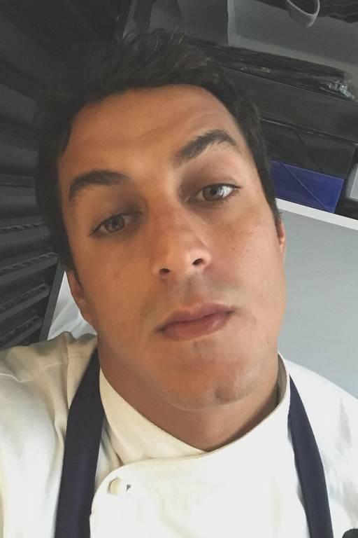 Imagens do chef Dário Costa