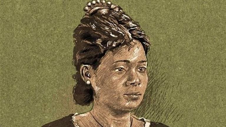 Como se imagina que seja Maria Firmina dos Reis, autora de 'Úrsula' (1859), hoje considerado o primeiro romance afro-brasileiro, pioneiro da literatura antiescravista no país