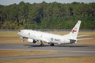 US Navy deploys new surveillance aircraft to Japan