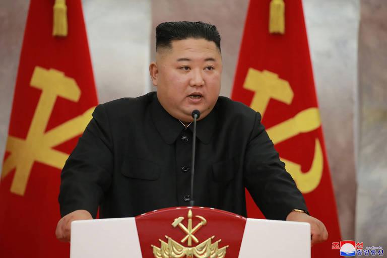 Kim Jong-un diz que não haverá mais guerra no país graças às armas nucleares