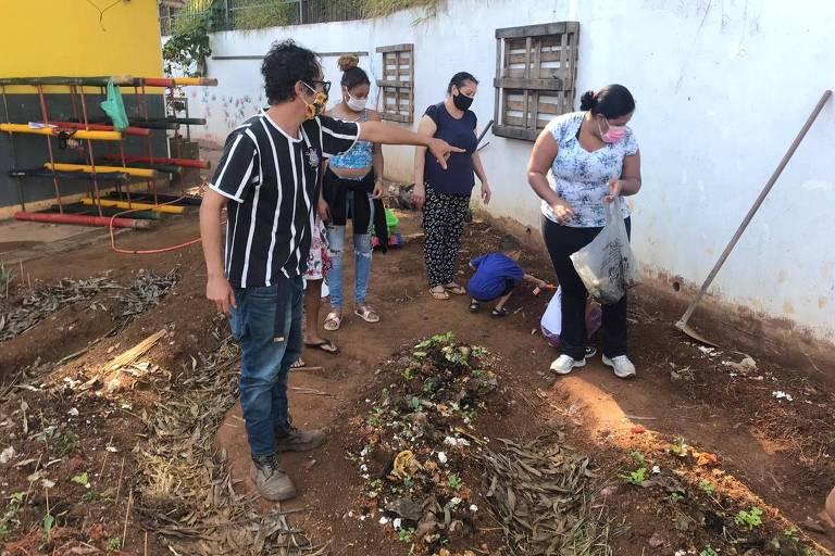 Projeto Erva Rasteira Agroecologia atua com a entrega de produtos orgânicos