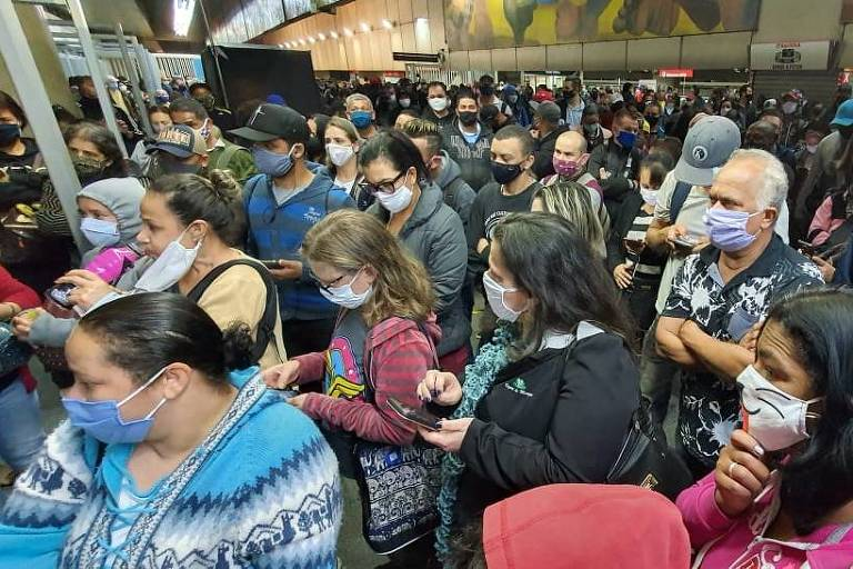 Estado não acreditava em greve do metrô, diz secretário