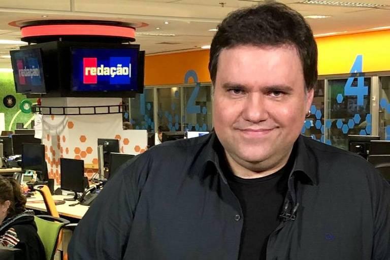 Rodrigo Rodrigues na redação