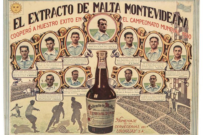 Primeira Copa do Mundo foi embrião do marketing esportivo há 90 anos